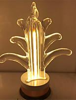 1 pc 5 w c35 arbre de noël e14 led filament ampoules blanc chaud 400lm led fleurs de glace cob ac220-240v