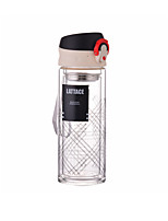 Business Camping & Hiking Drinkware, 400 High Boron Glass Tea Water Glass Vacuum Cup Tumbler