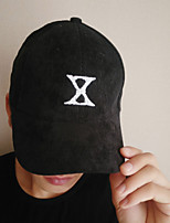 Men's Cotton Baseball Cap,Casual Letter & Number Spring, Fall, Winter, Summer