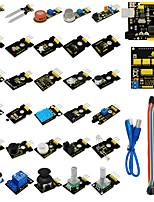 economico -kit sensore per avviamento aduino con unoshield v5sensorsdupont cablepdf