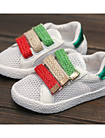 cheap -Boys' Shoes Canvas Spring Fall Comfort Sneakers For Casual Green Red Black