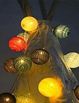 10 LED 1.5M Star Light Waterproof Plug Outdoor Holiday Decoration Light LED String Light