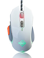 cheap -AJ-GT Cable Game Mouse LOL/CF Computer Mouse Breathing Lamp Can Be Programmed