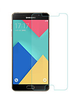 cheap -Screen Protector for Samsung Galaxy A5(2016) Tempered Glass 1 pc Front Screen Protector High Definition (HD) 9H Hardness 2.5D Curved edge