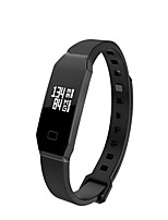 wp105 intelligente braccialetto monitor di frequenza cardiaca tracker fitness smartband ip67 i6 pro wristband intelligente per ios android