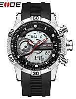 WEIDE Homens Relógio Casual Relógio Esportivo Relógio de Moda Relógio Elegante Relógio de Pulso Relogio digital Japanês Digital