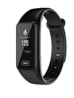 R5  Intelligent 50 Word Text OLED Display Blood Pressure Heart Rate Monitor Smart Band IP68 Waterproof Bracelet