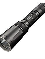 SRT7GT Светодиодные фонари Светодиодная лампа 1000 lm 8.0 Режим - Светодиодный фонарик Портативные Защита от влаги Водонепроницаемый