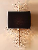 Недорогие -настенный светильник Рассеянное освещение 3W 110-120Вольт 220-240Вольт E26 E27 Модерн Электропокрытие