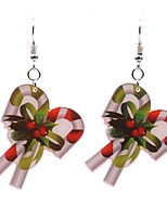 Women's Drop Earrings Acrylic Simple Lovely Acrylic Alloy , Jewelry For Christmas