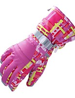 cheap -Ski Gloves Women's Full-finger Gloves Keep Warm Other Material Ski / Snowboard Winter