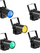 U'King 4pcs LED Stage Light / Spot Light Spot Lights Auto 5 for Outdoor Party Stage Wedding Club Professional High Quality