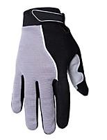 Sports Gloves Bike Gloves / Cycling Gloves Skidproof Full-finger Gloves Unisex