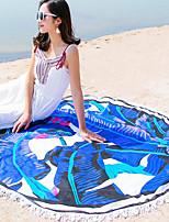 Style frais Drap de plage,Créatif Qualité supérieure Polyester/Coton Serviette
