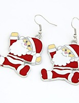 cheap -Women's Drop Earrings , Sweet Lovely Alloy Jewelry For Christmas