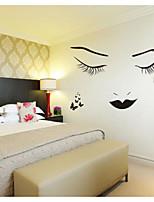 Wall Decor PVC/Vinyl Abstract Wall Art,1