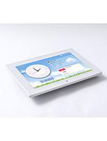 HAIFSUN HF307 10 Inches Environmental Monitoring NetworkCloud Frame 1280*800dpi Hd Formaldehyde PM2.5 Detector WIFI Touch Screen