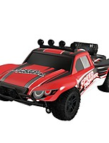 Carro com CR 9301 2.4G Off Road Car 1:18 50 KM / H