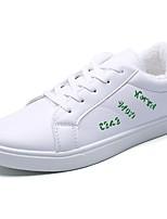 economico -Da uomo Scarpe PU (Poliuretano) Primavera Autunno Comoda Sneakers Stivaletti/tronchetti per Nero Verde