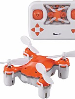 RC Drone X1 4 Channel 2.4G NO RC Quadcopter Sideward flight Forward/Backward LED Lighting 360°Rolling Hover Low Battery Warning RC