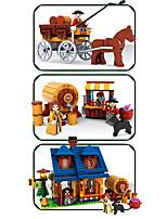 Building Blocks Toys House Houses Architecture Boys 686 Pieces