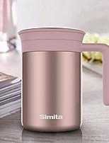 baratos -Escritório / Carreira Artigos para Bebida, 480 Aço Inoxidável chá Água Vacuum Cup