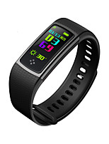 S9 Smart Wristband Heart Rate Monitor Fitness Tracker Color Screen Blood Pressure Blood Oxygen Measure for iOS Android