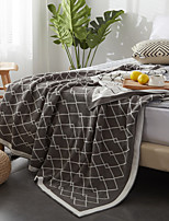 Super Soft,Printed Plaid/Check Polyester Blankets