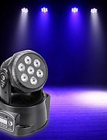 U'King Lampe LED de Soirée DMX 512 Master-Slave Activé par son Auto 70 pour Boîte de Nuit Extérieur Soirée Etape Mariage Professionnel