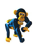 Building Blocks Toys Monkey DIY Kids Pieces