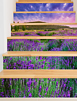 Floral/Botanical Romance Landscape Wall Stickers Housing Plane Wall Stickers 3D Wall Stickers Decorative Wall Stickers Wedding Stickers,