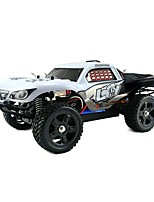 RC Car HUANQI 734A 2.4G Car Off Road Car High Speed 4WD Drift Car Buggy Racing Car Brushless Electric 20 KM/H Remote Control Rechargeable
