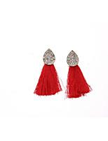 Women's Stud Earrings Drop Earrings Simple Basic Alloy Jewelry For Party Daily