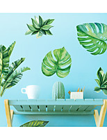Botanical Wall Stickers Plane Wall Stickers Decorative Wall Stickers,Paper Home Decoration Wall Decal For Wall