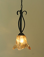 Rustic/Lodge Pendant Light For Dining Room Hallway Shops/Cafes AC 110-120 AC 220-240V Bulb not included