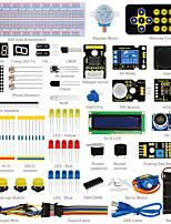 economico -keyestudio kit di apprendimento avanzato per l'avviamento di arduino (no scheda mcu)