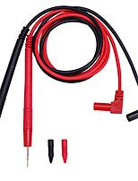 abordables -puntas de prueba universales de la sonda del multímetro para las puntas de prueba del multímetro digital cable del cable