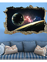 Abstract Fantasy 3D Wall Stickers 3D Wall Stickers Decorative Wall Stickers,Paper Material Home Decoration Wall Decal