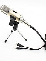 cheap -KEBTYVOR MK-F400TL WiredMicrophoneSets PC, Notebooks and Laptops Condenser Microphone