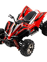 Carro com CR SYMA CoCo 4 Canal 4 2.4G Off Road Car 1:24 Electrico Escovado 40 KM / H