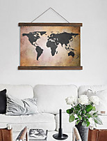 Wall Decor Wooden Solid Wall Art,Wood Wall Art of 1