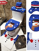 Sets Holiday Fairytale Theme Fashion Family Poly/Cotton Christmas Decoration