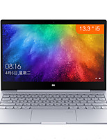 xiaomi laptop notebook ar sensor de impressão digital de 13,3 polegadas intel i5-7200u 4gb ddr4 256gb pcie ssd intel graphics 620
