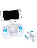 RC Dron Heliway 901 6 Ejes 2.4G No Quadccótero de radiocontrol  Retorno Con Un Botón Vuelo Invertido De 360 Grados Quadcopter RC Mando A