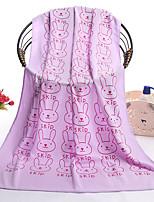 Style frais Serviette de bain,Animaux Qualité supérieure Polyester/Coton Serviette