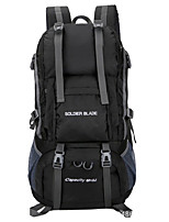 45 L Backpacks Hiking Camping Downhill Cross Country Quick Dry Rain-Proof Wearable Travel Back Country Mountaineering Water proof