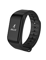 F1 Smart Wristband Heart Rate Monitor Fitness Tracker Bracelet With Sport IP66 Waterproof OLED Screen For Android & IOS