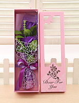 Wedding Valentine's Day Party Favors & Gifts-Bath & Soaps Printing Mixed Material Romance Wedding