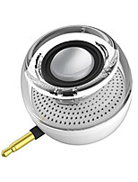 F10 Loud Speaker Carrying Creative Null Audio (3.5 mm) USB Outdoor Speaker Black Silver