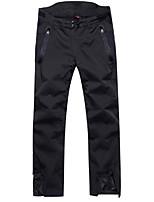 Men's Ski / Snow Pants Warm Windproof Mountaineering Hiking Snow sports Snowboarding Polyester Polyester Taffeta